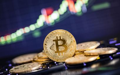 Polacy coraz więcej wydają na bitcoiny
