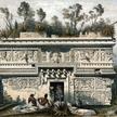 Chichén Itzá było dużym miastem prekolumbijskim zbudowanym przez Majów w tzw. okresie klasycznym, tr