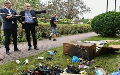 Niedzielski o incydencie w Zamościu: Akt terroru