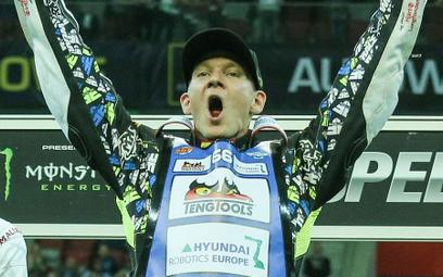 Lindgren wygrał w sobotę swoje piąte zawody Grand Prix w karierze. To drugie zwycięstwo Szweda w Pol