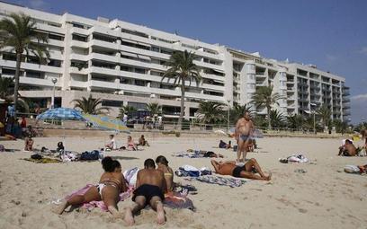 Słaby lipiec dla hiszpańskiej turystyki