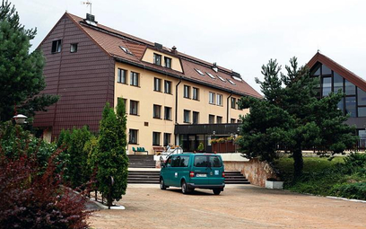 W Ośrodku Pomocy Społecznej Sadowa mieszka ponad 100 niepełno-sprawnych intelektualnie pensjonariusz