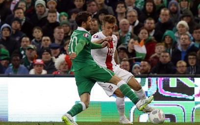 Mecz Polska-Irlandia 1:1