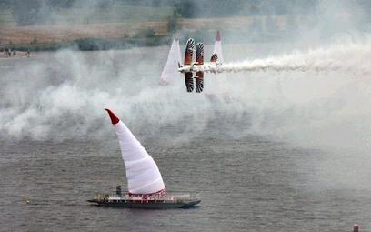 Podczas tegorocznych pokazów w Płocku rozbił się samolot Marka Szufy