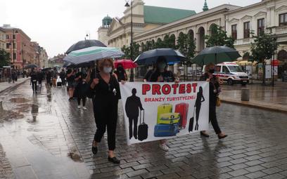 Protest: Turystyka potrzebuje specjalnego programu pomocy