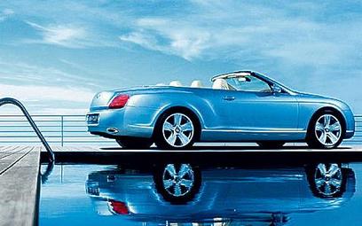 Bentley wchodzi na polski rynek