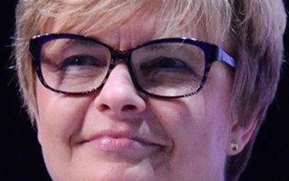 Justyna Borkiewicz, dyrektor pionu zarządu PKO BP