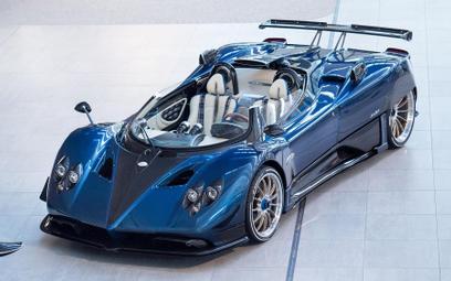 Pagani Zonda HP Barchetta: Najdroższy samochód na świecie
