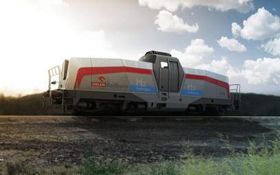 Premiera wodorowej lokomotywy Pesy w tym roku