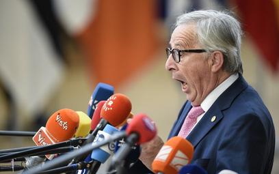 Jean-Claude Juncker odpuszcza Polsce