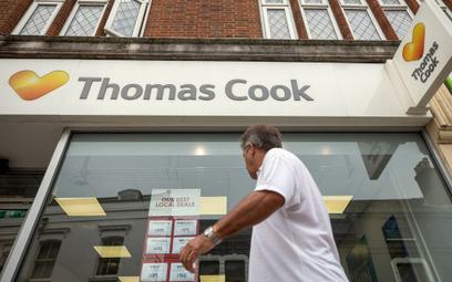"""Szefowie niemieckiego Thomasa Cooka mówią """"do widzenia"""""""