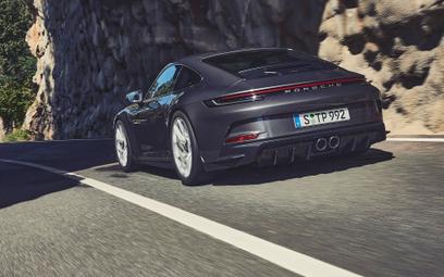 Porsche GT3 Touring: Dla tych, którzy chcą się mniej wyróżniać