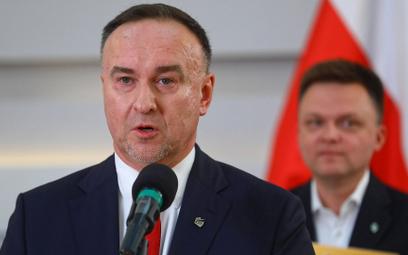 """Partia Hołowni chce """"rozważyć wprowadzenie dochodu gwarantowanego"""""""