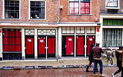 Koronawirus. Holandia: Epidemia słabnie, prostytutki wracają do pracy