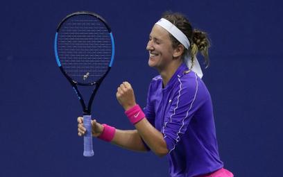 US Open: Azarenka wciąż zadziwia