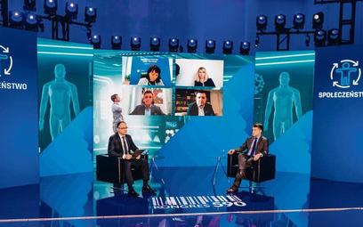 Eksperci rozmawiali o przyszłości zawodów technicznych. Podkreślali, że wraz z automatyzacją i robot