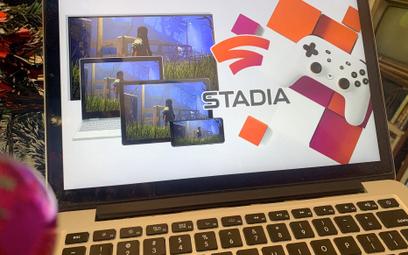 Platforma do gier Google Stadia już w grudniu nad Wisłą