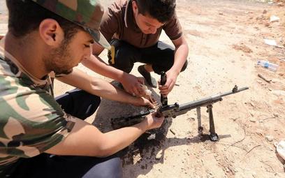 Bojownicy proislamskiego Fajr Libya