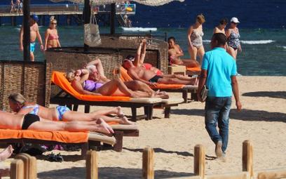 Egipt zakończy rok dużym wzrostem ruchu turystów