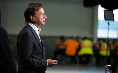 Hakan Samuelsson, prezes Volvo Cars: Małe auto po 2020 r.