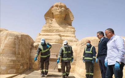 Egipski rząd ratuje turystykę