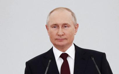 Prezydent Putin ujawnił, jakim preparatem zaszczepił się przeciw COVID-19