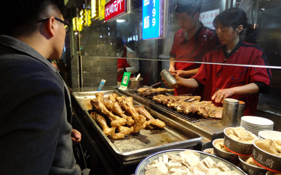 Trendy żywnościowe w Chinach w 2020 r.