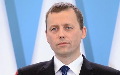 Pełnomocnik rządu ds. Centralnego Portu Komunikacyjnego Mikołaj Wild ma przedstawić projekt specusta