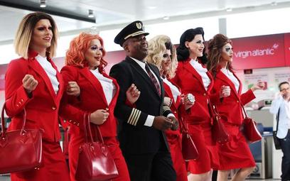 "Załoga LGBT+. Virgin organizuje ""Pride Flight"""