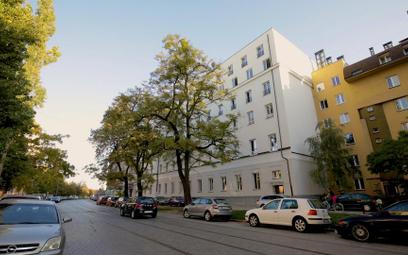 Akademik we Wrocławiu przy ul. Prusa 9