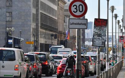 Berlin chce czystego powietrza