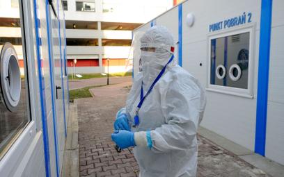 Koronawirus: zmarła jedna osoba, 82 nowe przypadki