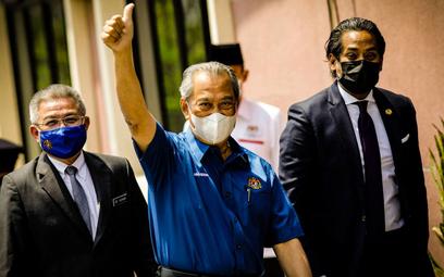 Malezja: Premier w szpitalu z powodu ostrej biegunki
