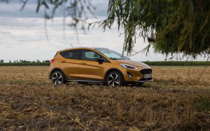 Ford Fiesta Active: Ciesz się każdym kilometrem