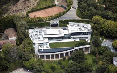 Najdroższa rezydencja w Los Angeles
