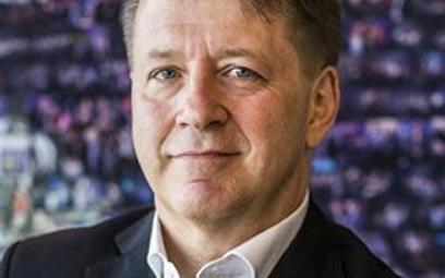 Jean-Marc Harion prezes operatora sieci Play