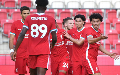 Liverpool - Arsenal o Tarczę Wspólnoty