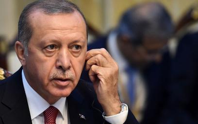 Erdogan: Chcemy wzmocnić tureckie sądownictwo