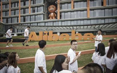 Siedziba koncernu Alibaba w Hangzhou w Chinach
