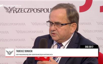 Tadeusz Donocik: Śląsk staje się atrakcyjny