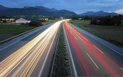 W Austrii pojedziemy inteligentną autostradą