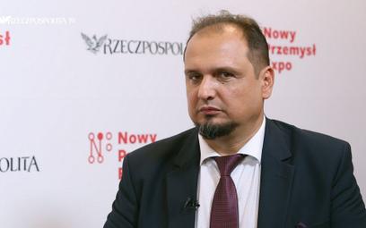 Sławomir Kuźniak, dyrektor ds. zarządzania produktem BPSC.