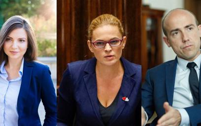 #RZECZoPOLITYCE: Rosa, Nowacka, Budka