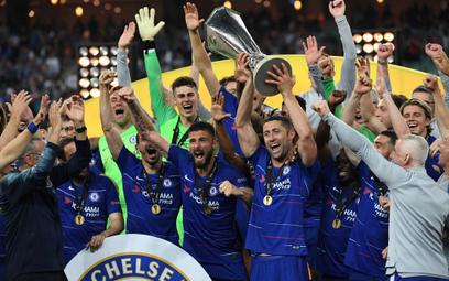 Liga Europy: Chelsea z pucharem, Arsenal bez Ligi Mistrzów
