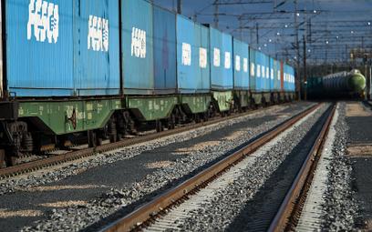 Cyfrowe dokumenty przyspieszyły kolejowe przewozy z Chin