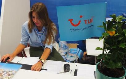 TUI wraca do drukowania i gadżetów