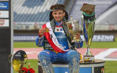 Bartosz Zmarzlik broni mistrzostwa świata, które zdobywał już dwa razy