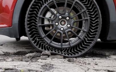 Michelin UPTIS: Nigdy więcej nie złapiesz kapcia