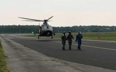 AW139 Wojskowy kusi Polskę