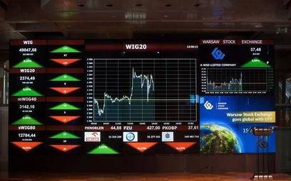 Giełdowe spółki uciekają z GPW. Nowych emitentów za mało